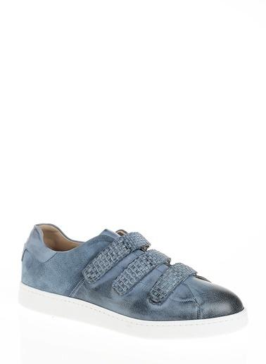 Faruk Sağın Sneakers Mavi